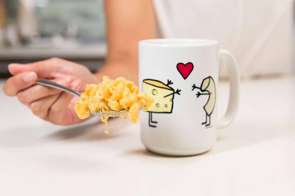 microwave mac n cheese in a mug recipe