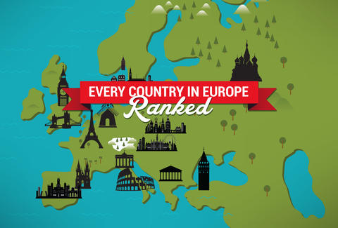 Every Country In Europe Ranked By Two Somewhat Ignorant Americans