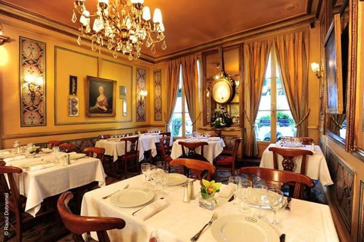 the 11 oldest restaurants in paris