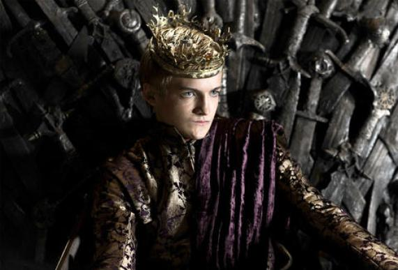 Joffrey Baratheon is the best character of Games of Throne