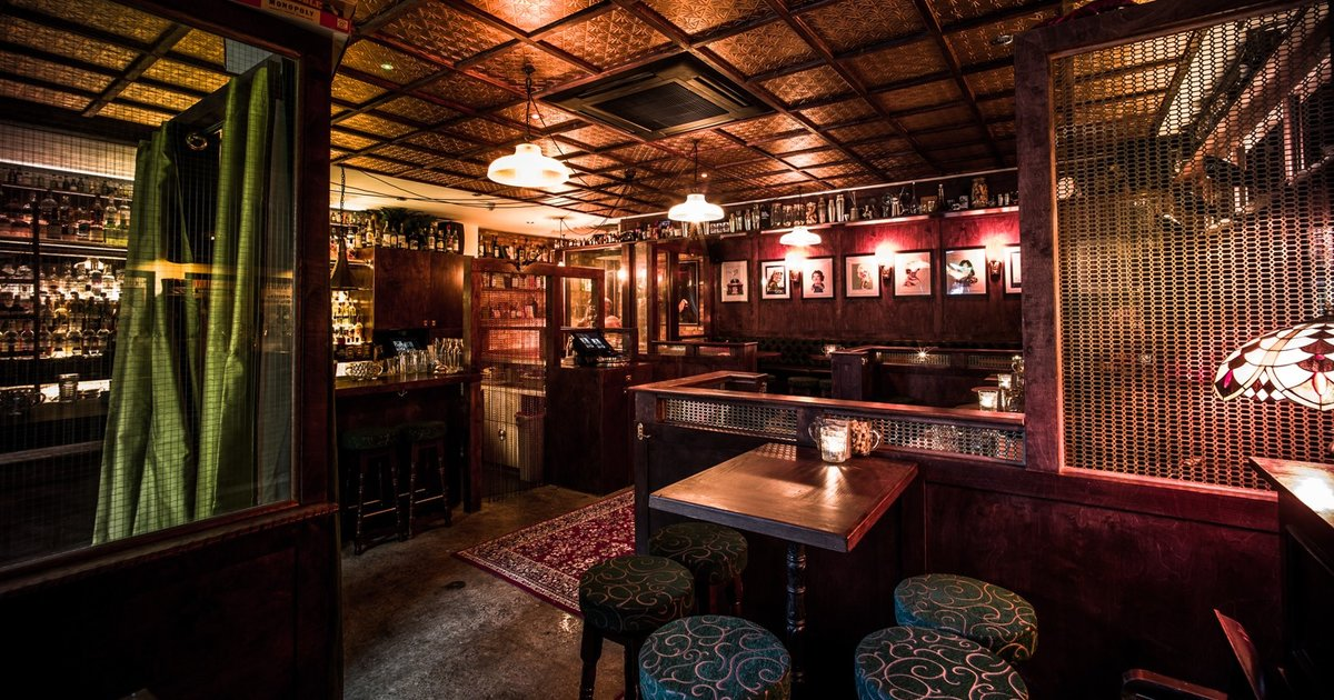 Best Speakeasies In London Thrillist
