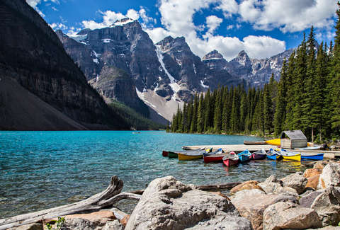 The 12 Most Gorgeous Places to Visit in Canada   Thrillist Banff National Park