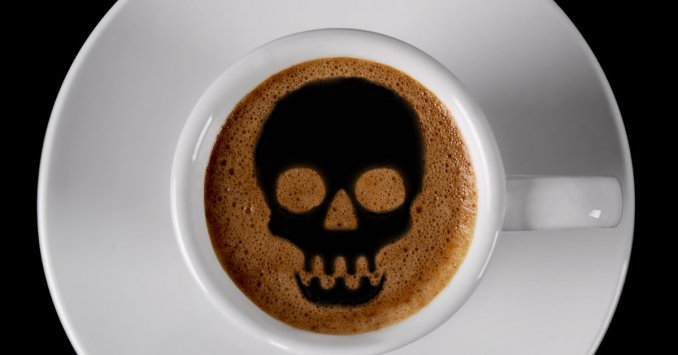 'Asskicker' Coffee Packs Nearly Half the Lethal Dose of
