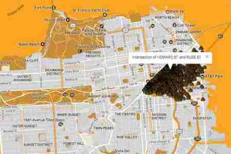 dangerous areas of san francisco map » Full HD Pictures [4K Ultra ...