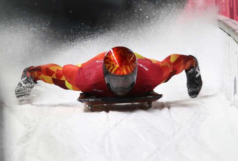 Winter Olympics 2018 Luge Vs Skeleton Vs Bobsled