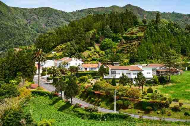 Furnas, The Azores