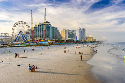 Best Beaches In Florida Most Beautiful Beaches Where To Stay Thrillist