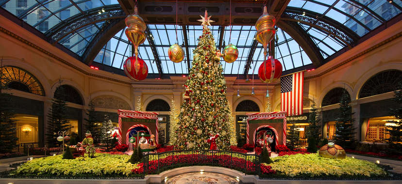 Christmas In Las Vegas 2018 Christmas Events And Holiday