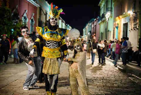 Oaxaca de Juarez, Oaxaca, Mexico