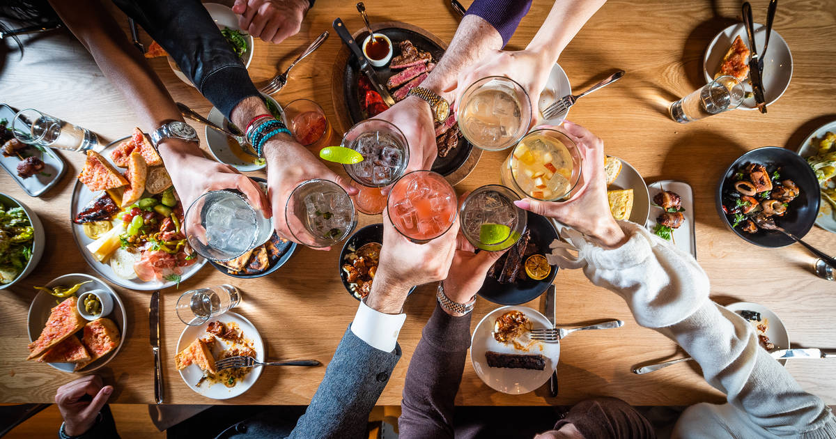 Best Group Friendly Restaurants In Nyc Good Places For Large Parties Thrillist