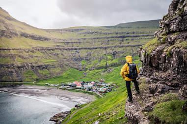 Tjornuvik, Faroe Islands