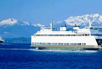 Bainbridge Island Ferry: A Seattle, WA Venue.