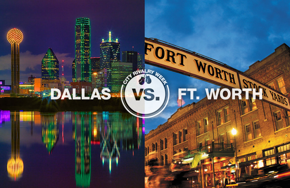 Time To Decide Once And For All Dallas Or Ft Worth