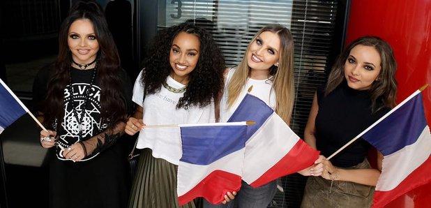 Little Mix in Paris