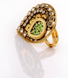 Buy Traditional Thiva Designer Ring Ring online