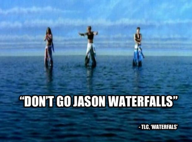 Tlc dont go chasing waterfalls lyrics