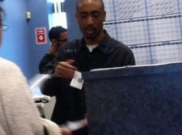 Tupac lookalike