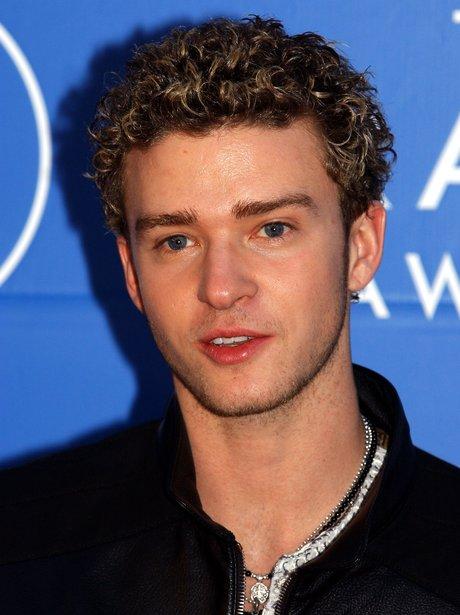 Justin Timberlake Curly Hair