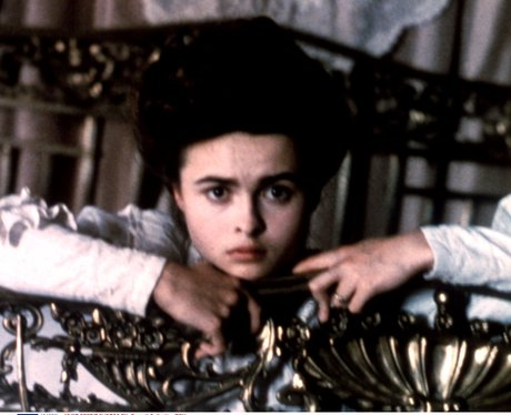 Image result for helena bonham carter then and now