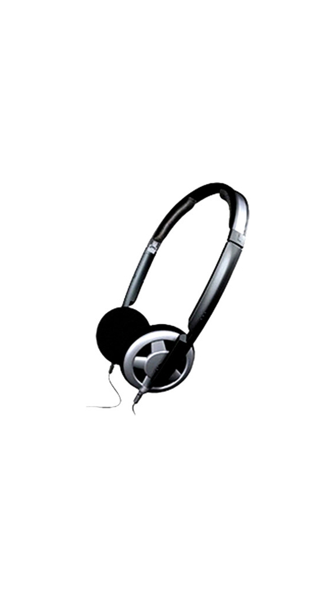 Buy Sennheiser Px 80 Wired On Ear Headset Black Amp Silver Online At Low Prices In India