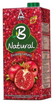 B Natural Juice Pomegranate 1 L
