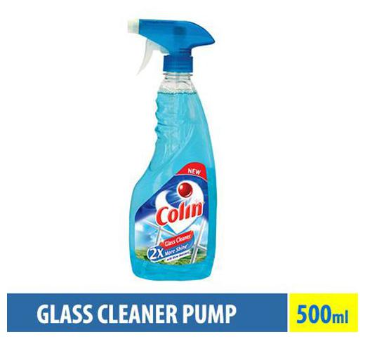 Colin Cleaner - Glass and Household