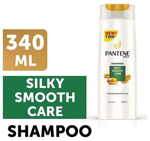 Pantene Shampoo Silky Smooth Care 340 Ml