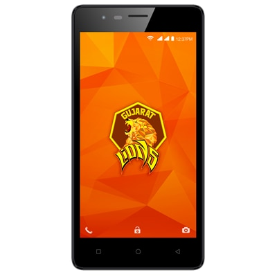 Intex Aqua Lions 4G 8 GB (Grey)