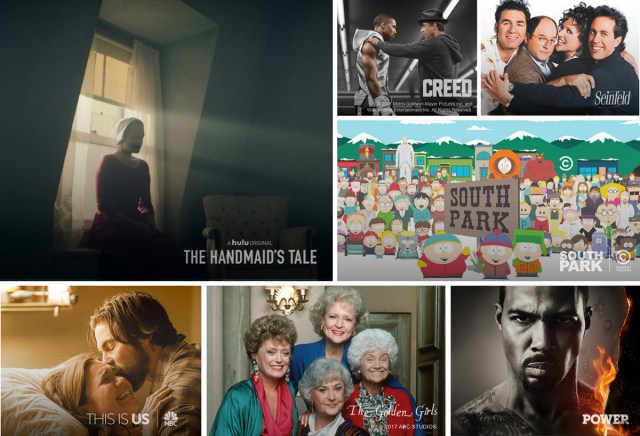 Hulu Streaming Library