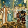 Mukjizat Pertama Yesus Kehidupan Yesus - Perkawinan Di Kana Alkitab, Perkawinan Di Kana Wikipedia Bahasa Indonesia Ensiklopedia Bebas
