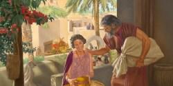 Abraham Dan Sara Taat Kepada Allah Pelajaran Alkitab Untuk Anak Anak