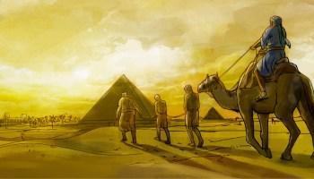 Resultado de imagen para fotos de jose en egipto