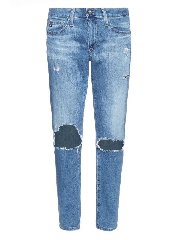 AG Jeans The Beau Mid-Rise Relaxed-Fit Jeans