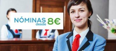 Nóminas desde 8 euros - Assetur Asesoría para Hostelería
