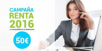 Campaña Renta 2016 - La tranquilidad en tu declaración - Assetur Asesoría para Hostelería