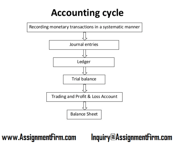 The Role And Impact Of Journal Entries, Ledger Accounts, Trial Balance And Financial Statements.