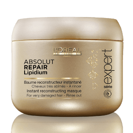 L'Oréal Professionnel Absolut Repair Lipidium – Máscara 200ml