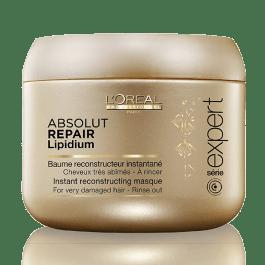 L'Oréal Professionnel Absolut Repair Lipidium – Máscara 200ml