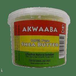 Manteiga de Karité 100% Pura (Amrela) – Akwaaba 280gr-550gr