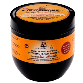 Sunny Isle Jamaican Black Castor Oil Intensive Repair Masque 453 gr