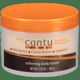 Manteiga Corporal Cantu Shea Butter Softening Body Butter 205gr