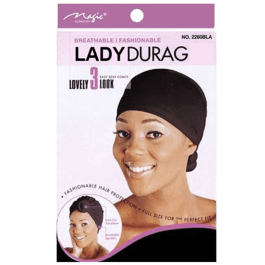 Touca Breathable Lady Durag Magic Collection