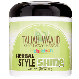 Taliah Waajid Kinky, Wavy, Natural for Children Herbal Style and Shine 227gr
