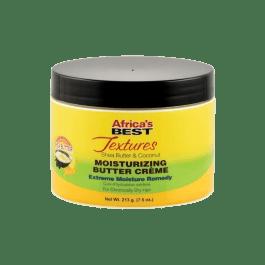 Africa's Best Textures Shea Butter & Coconut Moisturizing Butter Creme 213gr