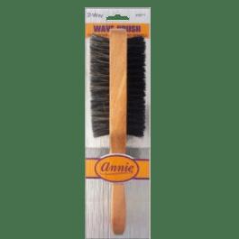 Escova de Cerdas de Javali da Annie 2 Lados (Boar Bristles Brush) Mo.2072