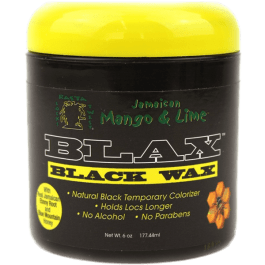 Jamaican Mango & Lime Blax Black Wax 177ml