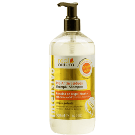 Real Natura Pro-Anti Resíduos Champô 500ml