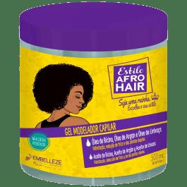 Embelleze Estilo AfroHair Gel Modelador Capilar 500ml