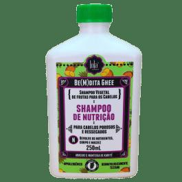 Lola Be(m)dita Ghee Abacaxi & Manteiga de Bacuri Shampoo de Nutrição 250ml
