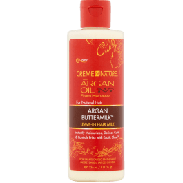 Creme of Nature Argan Oil Buttermilk Leave-in Hair Milk 236ml